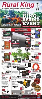 Rural King catalogue ( Expires tomorrow )