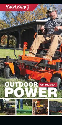 Tools & Hardware deals in the Rural King catalog ( 12 days left)