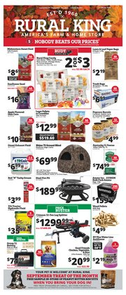 Tools & Hardware deals in the Rural King catalog ( 4 days left)