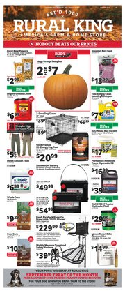 Tools & Hardware deals in the Rural King catalog ( 8 days left)