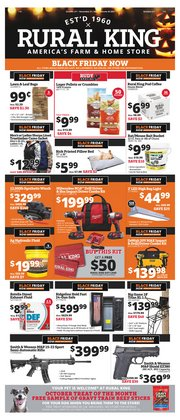 Tools & Hardware deals in the Rural King catalog ( 1 day ago)