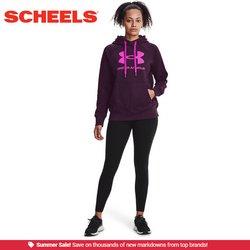 Sports deals in the Scheels catalog ( 30 days left)