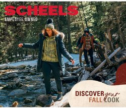 Sports deals in the Scheels catalog ( Published today)