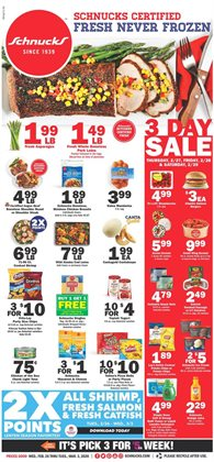 Grocery & Drug offers in the Schnucks catalogue in Jefferson City MO ( 1 day ago )