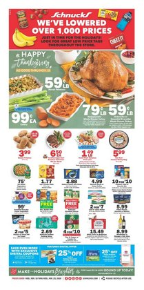 Grocery & Drug offers in the Schnucks catalogue in Saint Charles MO ( Expires tomorrow )