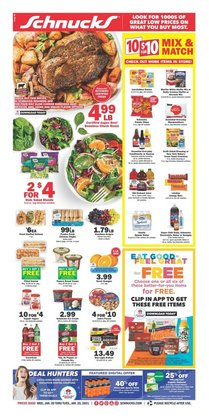 Schnucks catalogue ( 1 day ago )