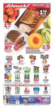 Grocery & Drug deals in the Schnucks catalog ( Published today)
