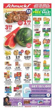 Schnucks deals in the Schnucks catalog ( 1 day ago)