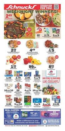 Grocery & Drug deals in the Schnucks catalog ( 1 day ago)
