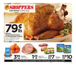SHOPPERS deals in the Washington-DC weekly ad