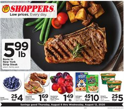 SHOPPERS catalogue in Woodbridge VA ( 3 days left )