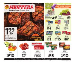 SHOPPERS deals in the SHOPPERS catalog ( Published today)