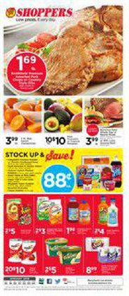 SHOPPERS deals in the Baltimore MD weekly ad