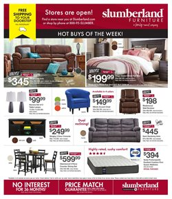 Home & Furniture offers in the Slumberland Furniture catalogue in Dubuque IA ( 2 days left )