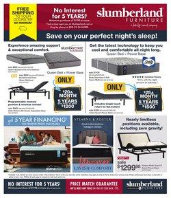 Slumberland Furniture catalogue ( 3 days left )