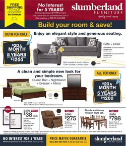 Slumberland Furniture catalogue ( 2 days left )
