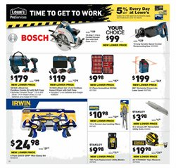 Lowe's deals in the New Britain CT weekly ad