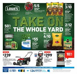 Tools & Hardware deals in the Lowe's weekly ad in Columbus IN
