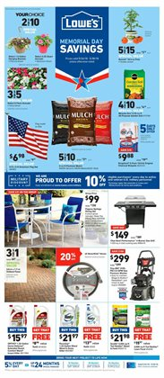 Tools & Hardware deals in the Lowe's weekly ad in Kokomo IN