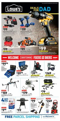 Tools & Hardware deals in the Lowe's weekly ad in Humble TX