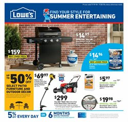 Tools & Hardware deals in the Lowe's weekly ad in Daly City CA