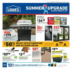 Tools & Hardware deals in the Lowe's weekly ad in York PA