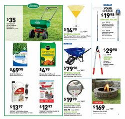 Kobalt deals in the Lowe's weekly ad in Acworth GA