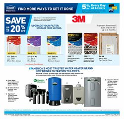 Pool deals in the Lowe's weekly ad in Brockton MA