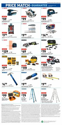 Saw deals in the Lowe's weekly ad in Delray Beach FL