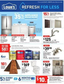 Lowe's deals in the Oklahoma City OK weekly ad