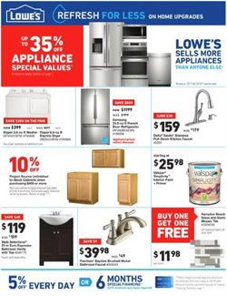 Lowe's deals in the San Antonio TX weekly ad