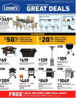 Tools & Hardware deals in the Lowe's weekly ad in Newark OH