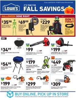 Tools & Hardware deals in the Lowe's weekly ad in Mansfield OH