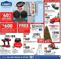 Lowe's deals in the San Francisco CA weekly ad