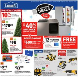 Lowe's deals in the Kennewick WA weekly ad