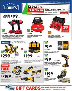 Tools & Hardware deals in the Lowe's weekly ad in Houma LA