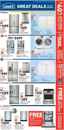 Tools & Hardware offers in the Lowe's catalogue in Pittsburgh PA ( 2 days left )