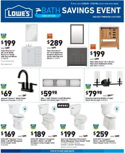 Tools & Hardware offers in the Lowe's catalogue in Anchorage AK ( 2 days left )