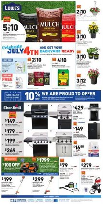 Lowe's catalogue in Chicago IL ( Expires tomorrow )