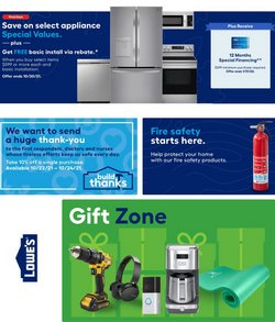 Tools & Hardware deals in the Lowe's catalog ( 2 days left)
