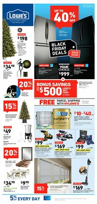 Lowe's deals in the Miami FL weekly ad