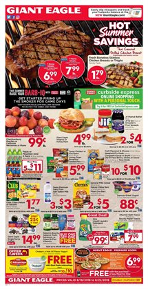 Grocery & Drug deals in the Giant Eagle weekly ad in Erie PA