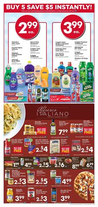 Toothbrush deals in the Giant Eagle weekly ad in Newark OH