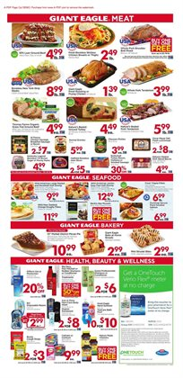 Giant Eagle deals in the Newark OH weekly ad