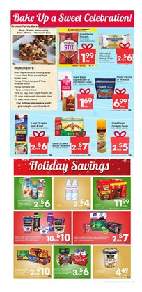 Furniture deals in the Giant Eagle weekly ad in Akron OH