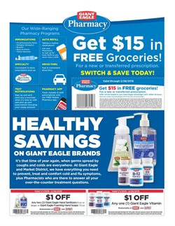 Soap deals in the Giant Eagle weekly ad in Newark OH