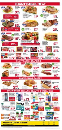 Giant Eagle deals in the Pittsburgh PA weekly ad