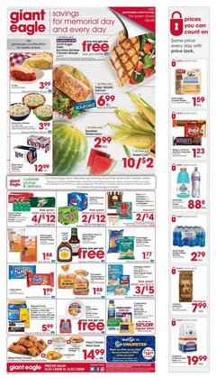 Giant Eagle catalogue ( Expires tomorrow )