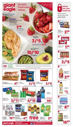 Giant Eagle catalogue in Warren OH ( 3 days left )