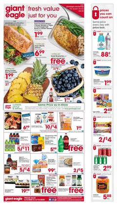 Grocery & Drug offers in the Giant Eagle catalogue in Columbus OH ( Published today )